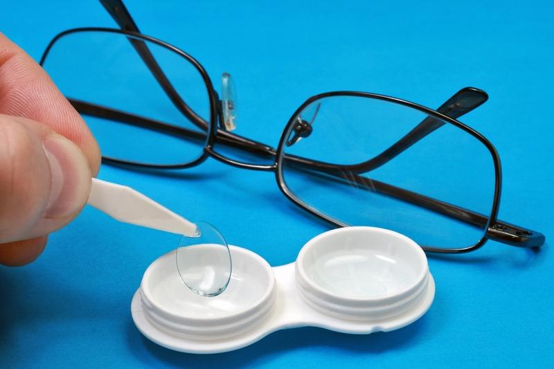 От очков до контактных линз
