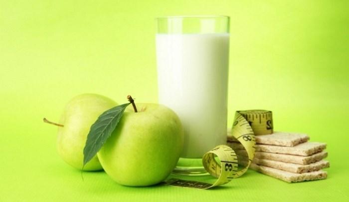 Варианты кефирно-фруктовой диеты