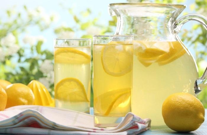 Выводим токсины с помощью лимона